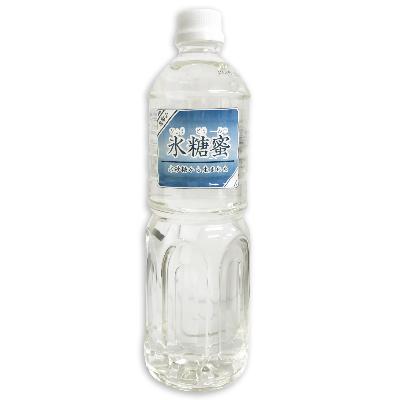 氷砂糖の副産物である氷糖蜜 独特な深いコクのある甘さ オンラインショッピング 中日本氷糖 氷糖蜜 1L 評判 馬印 お徳用 シロップ シュガー 大容量 業務用 砂糖