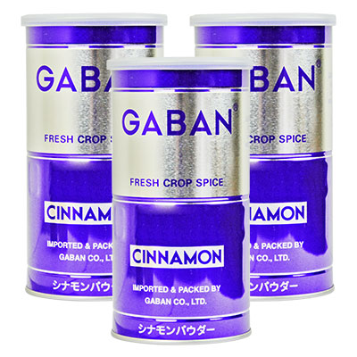 送料無料でお届けします シナモン 粉末 希少 パウダー 業務用 GABAN ギャバン 本日の目玉 アップルパイ クッキー スパイス シナモンパウダー 《送料無料》 3個 製菓材料 お菓子 紅茶 300g 缶 コーヒー ×