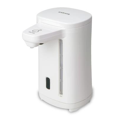 ◆セール特価品◆ 贈与 SARAYA ハンドソープ 泡 手洗い 食器洗い センサー 自動 ノータッチディスペンサー UD6500F 《送料無料》サラヤ 洗面 オート エレフォームポット