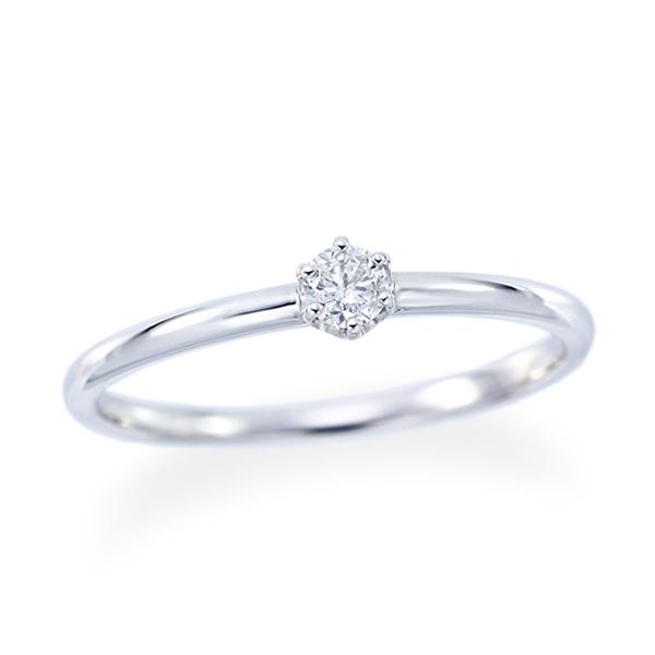 ポイント10倍キャンペーン ~9/14(月)9:59までK10ホワイトゴールドダイヤモンドリング ダイヤモンド リング