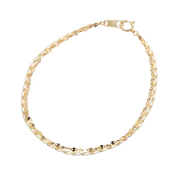 "Brighton ABC Mini Charm Bracelet Crystal Heart Slide 7.5-8.5/"" B224"