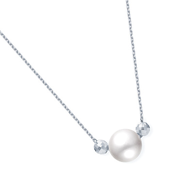 プラチナアコヤ真珠ネックレス(6.5mm), キャンディブーケのラ セリーゼ:13092a36 --- jpworks.be