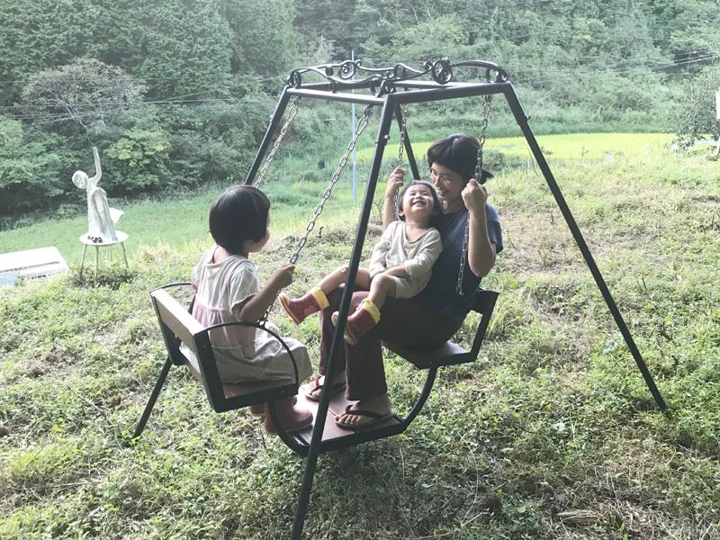 ブランコ ゆりかごブランコ ヨーロピアンタイプ ぶらんこ大型遊具 家庭用ブランコ 屋外 室内