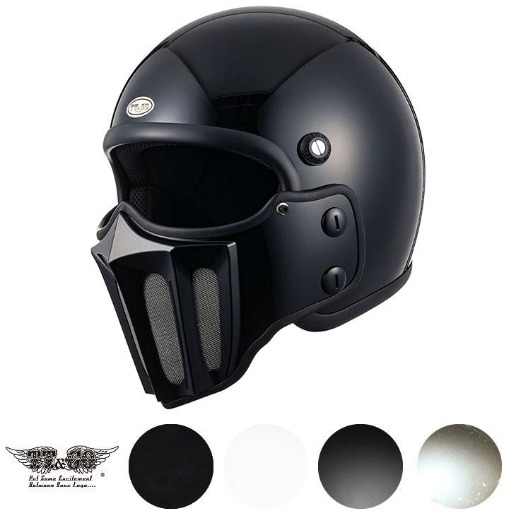TT&CO. マッドマッスクJ02 ローマン マスク付 スモールジェットヘルメット マッドマックス MADMAX ビンテージ ジェットヘルメット SG/PSC M/Lサイズ57-58cm レトロ