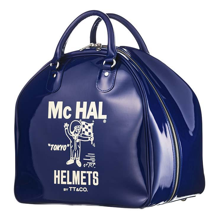 マクホール ヘルメットバッグ 合成皮革