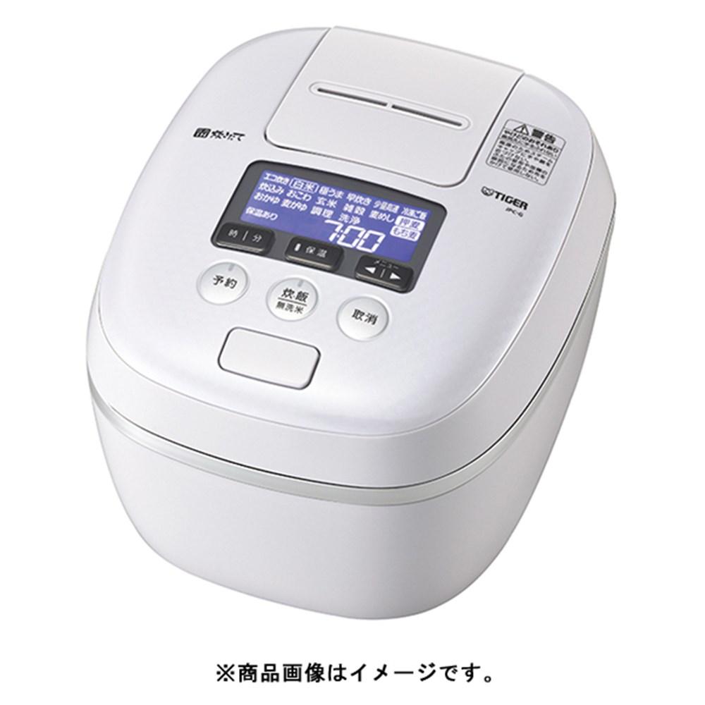 【送料無料】タイガー 圧力IH炊飯ジャー JPC-G180 WA