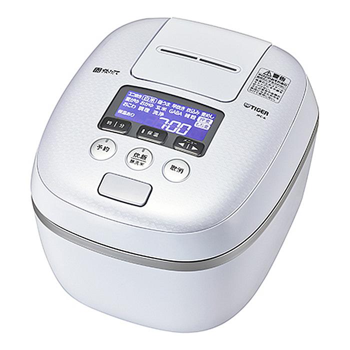 【送料無料】 タイガー TIGER JPC-A102-WE アーバンホワイト 圧力IH炊飯器 5.5合炊き 炊きたて 360°デザイン 熱流&熱封土鍋コーティング