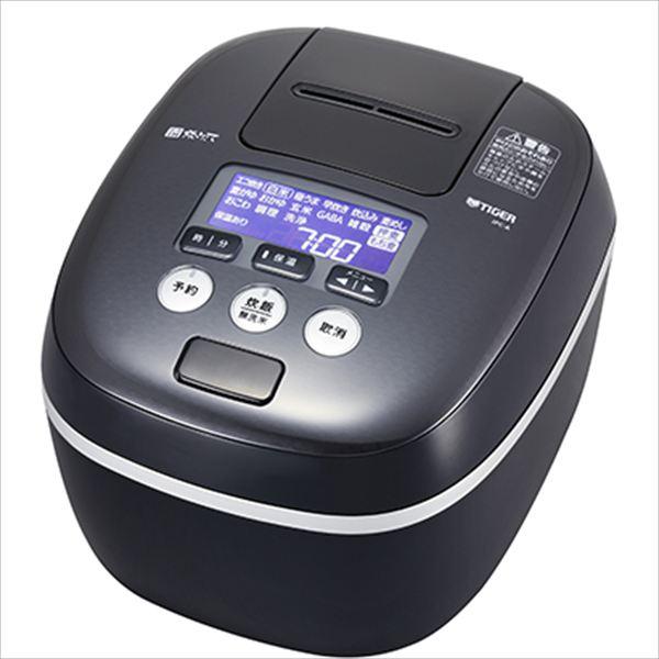 【送料無料】 タイガー TIGER JPC-A182-KE アーバンブラック 圧力IH炊飯器 1升炊き 炊きたて 360°デザイン 熱流&熱封土鍋コーティング