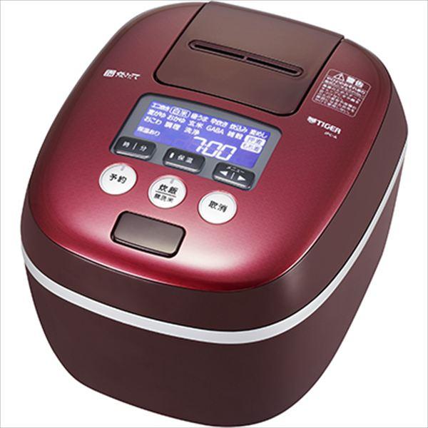 【送料無料】 タイガー TIGER JPC-A182-RD ボルドー 圧力IH炊飯器 1升炊き 炊きたて 360°デザイン 熱流&熱封土鍋コーティング