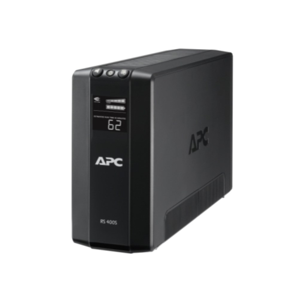 APC RS 400VA Sinewave Battery Backup 100V