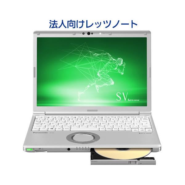 パナソニック Panasonic CF-SV8RDAVS Let'sNote/SV8