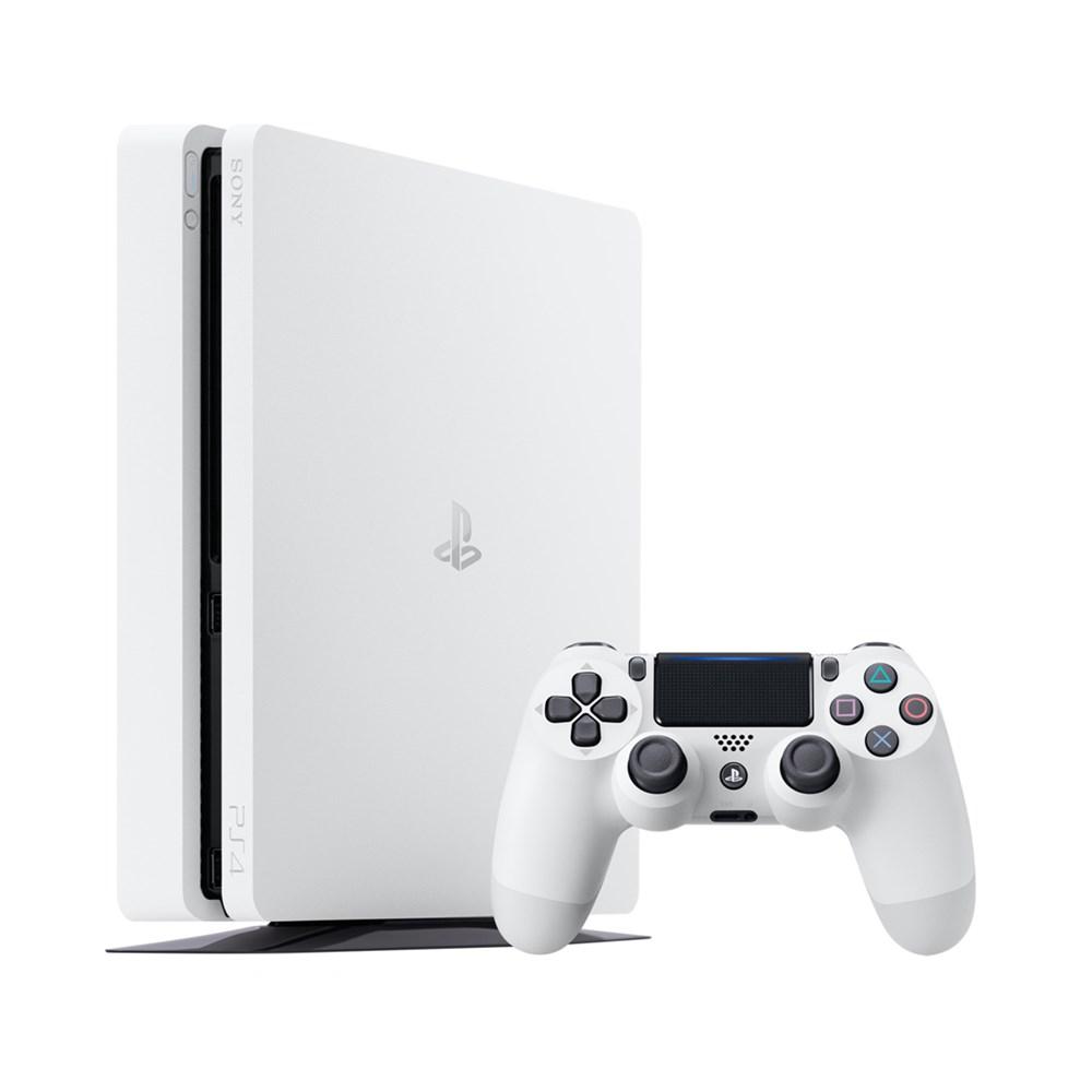 SONY PlayStation4 グレイシャー・ホワイト 500GB 白 CUH-2200AB02 PS4本体 送料無料