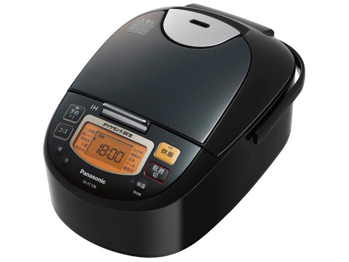 【送料無料】パナソニック Panasonic 炊飯器 SR-FC108