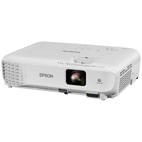 【送料無料】 エプソン EPSON プロジェクター dreamio ドリーミオ ビジネスプロジェクター EB-W05 ホームシアター 液晶/3300lm/WXGA/ホーム画面