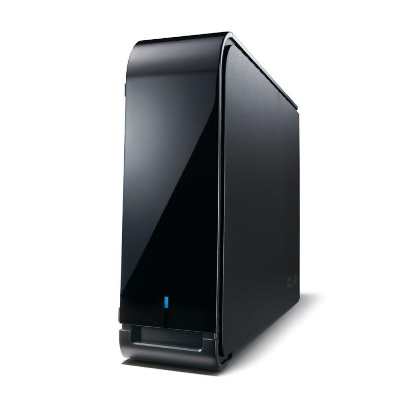 バッファロー ハードウェア暗号機能搭載 USB3.0用 外付けHDD 3TB