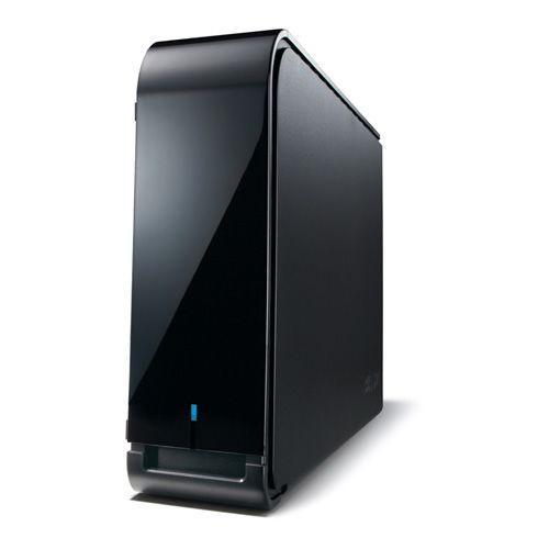 バッファロー ハードウェア暗号機能搭載 USB3.0用 外付けHDD 8TB