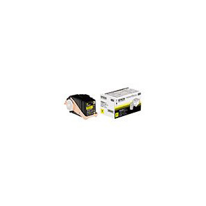 エプソン [LPC3T35YV] 環境推進トナー イエロー(Mサイズ/3700ページ)