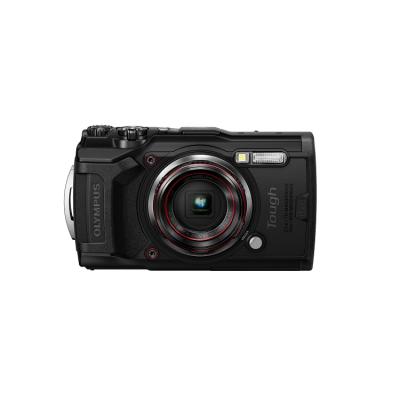 オリンパス [TG-6-BLK] TOUGH OLYMPUS デジタルカメラ TG-6(1200万画素/光学x4/ブラック)