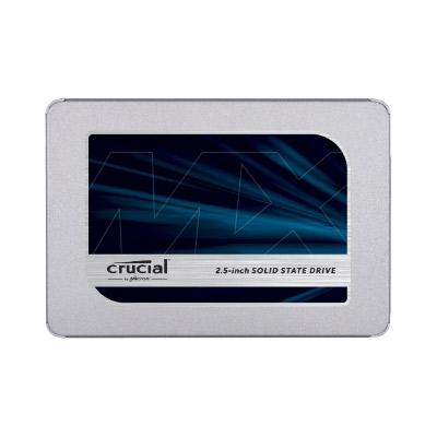 "crucial [CT500MX500SSD1JP] Crucial MX500 500GB 2.5"" SSD"