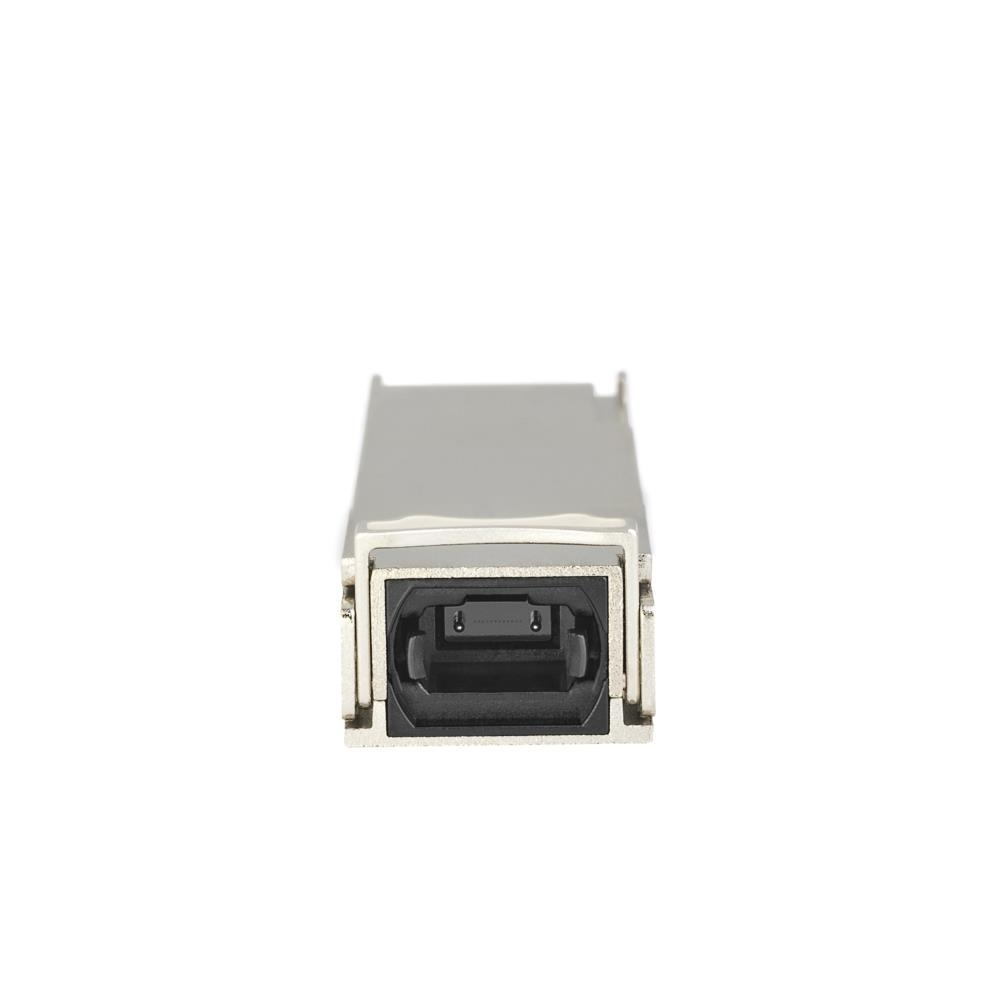 40Gbps 光ファイバシングルモード LCコネクタ 10km ライフタイム保証 Brocade製40GBASE-LR4互換 QSFPモジュール 最新号掲載アイテム StarTech.com 上等 40GBase-LR4準拠光トランシーバ 40G-QSFP-SR4-ST