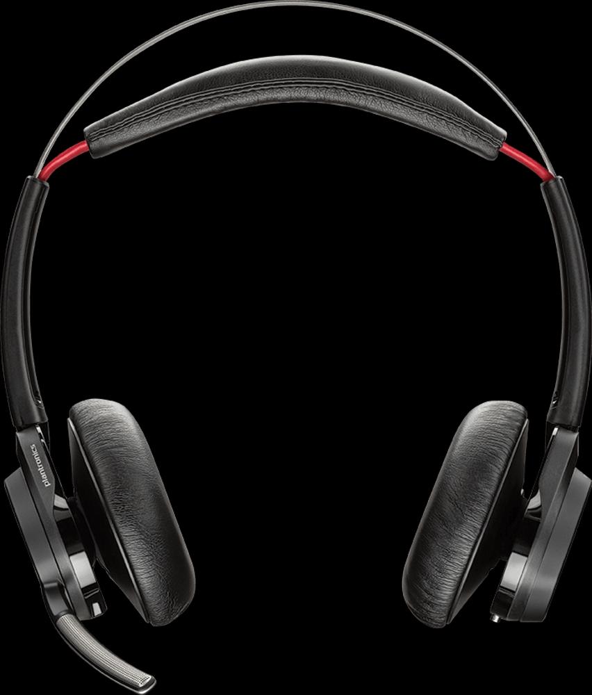 高度なノイズキャンセリングと没入型のステレオサウンドにより 周囲の雑音に邪魔されず仕事や会話に集中できる両耳タイプのモデル PLANTRONICS PPVYG-FCSUCM Voyager Focus 記念日 UC Microsoft Teams for 年中無休 Skype Business対応モデル B825-M