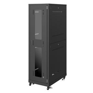 サンワサプライ [CP-SVN4210BKN] <別途送料>19インチサーバーラック(42U)W600xD1000xH2088mm ブラック