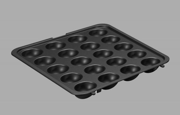 公式ショップ 両面ホットプレート用の別売たこ焼きプレートです 両面ホットプレートの両面をたこ焼きプレートで使用するとたこ焼きが40個焼くことができます アイリスオーヤマ 別売りたこ焼きプレート 両面ホットプレート 奉呈 DPO-TP20