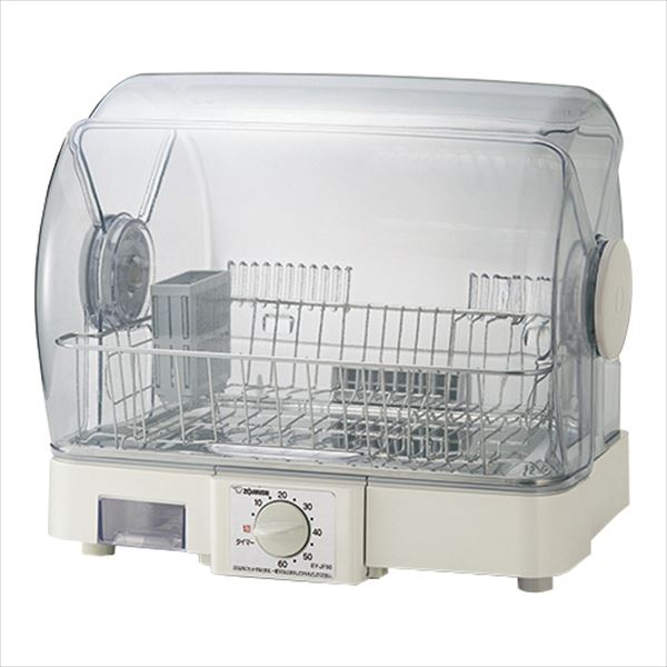 象印 ZOJIRUSHI EY-JF50-HA 食器乾燥機(5人用) グレー