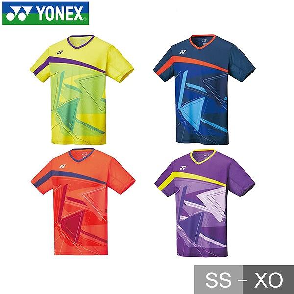 YONEX ヨネックス メンズ 特価品コーナー☆ ゲームシャツ フィットスタイル 大人 10334 一般 メール便可 品質保証 テニス