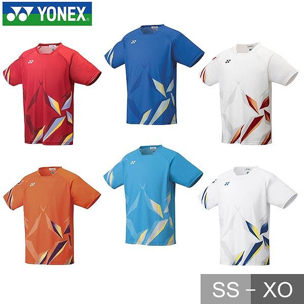 YONEX 再販ご予約限定送料無料 ヨネックス メンズゲームシャツ フィットスタイル 10407 Tシャツ テニス メール便可 大人 一般 ストアー