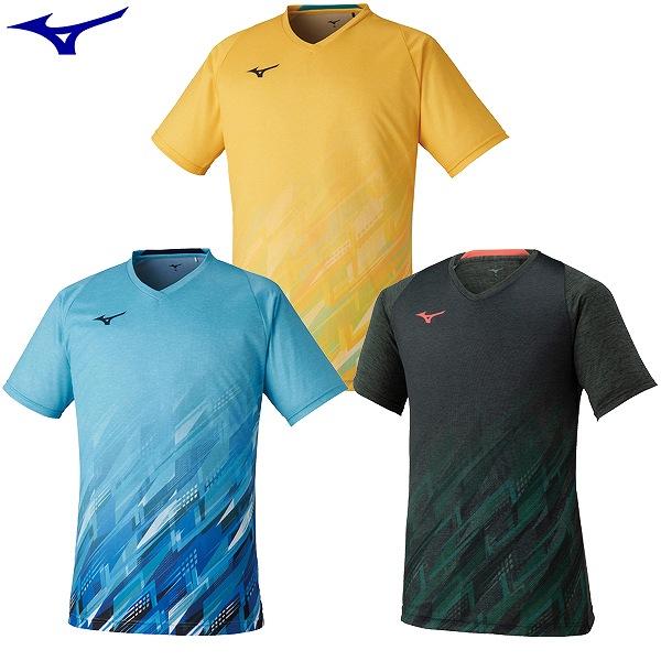 限定価格セール MIZUNO ミズノ ゲームシャツ メンズ お買い得品 レディース 72MA1002 テニス 男女兼用 mizuno ゲームウェア
