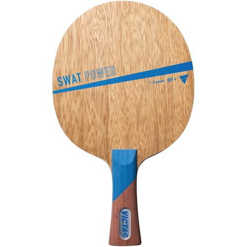 モデル着用 注目アイテム 卓球 ラケット ラバー貼り付け無料 有名な スワットパワー