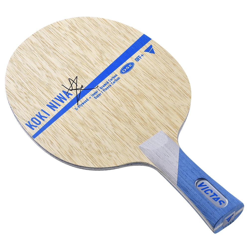 おすすめ特集 卓球 ラケット ラバー貼り付け無料 丹羽孝希 メーカー公式
