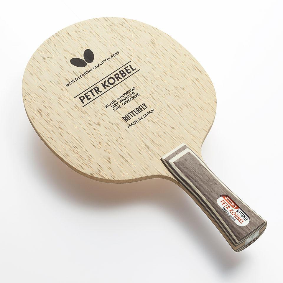 卓球 ラケット ラバー貼り付け無料 FL 市場 割引も実施中 コルベル