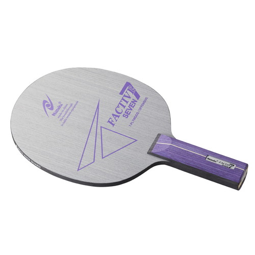 卓球 人気ショップが最安値挑戦 感謝価格 ラケット ファクティブ7 ラバー貼り付け無料