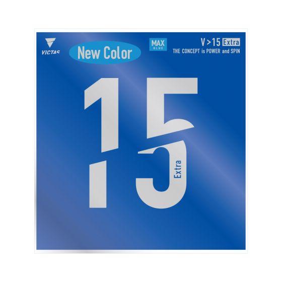 出荷 予約商品 10 ◇限定Special Price 1発売 卓球 ラバー V ブルー 15エキストラ メール便送料無料