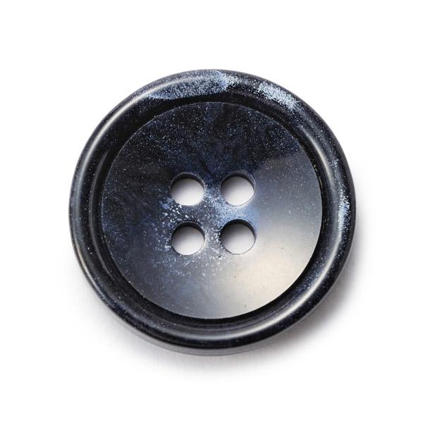 メール便可能 イタリア製高級ボタン20mm紳士服ボタン専門 スーツ ジャケット 即納送料無料! コート用のボタン メール便送料無料 MONTE モンテ COLOR.13:ネイビー 1個から販売 老舗テーラー御用達スーツボタン専門店の高級ボタン イタリーボタン 20mm高級スーツジャケット用ボタン メーカー直送