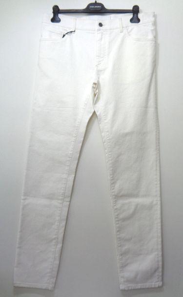 メンズ ドルチェ&ガッバーナ ジーンズ ホワイト 54