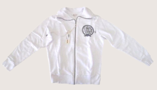 特別価格 DIESEL Men's デニム メンズ 通販 激安◆ 大規模セール ディーゼル ホワイト L ジャンパー バックプリント