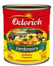 缶入りミックスベジタブル ODE お買い得品 JARDINEIRA セール特価 ジャルジネイラ