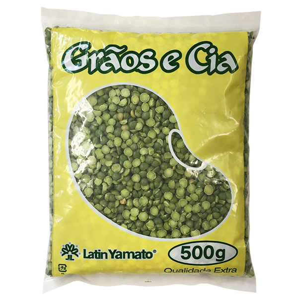ギフ_包装 グリーンピースを乾燥 皮を剥いて半分割ったもの ラテン大和 お中元 ARVEJITA グリーンスプリット 重量:500g