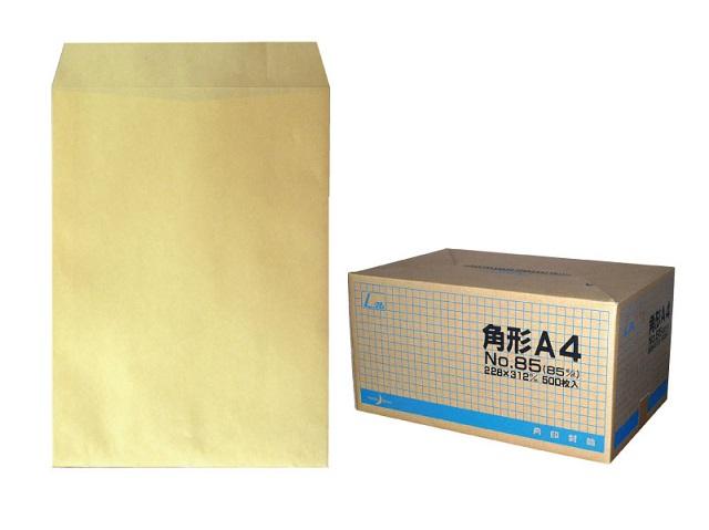 角A4封筒 クラフト 85g L貼 割引も実施中 500枚 安い 激安 プチプラ 高品質