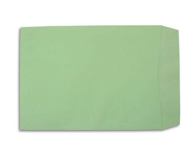 角2封筒 ソフトグリーン100g L貼/ 100枚 ☆小ロット
