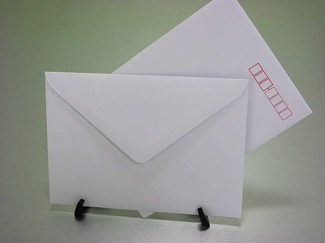全品最安値に挑戦 洋形1号封筒 安全 白菊枠付100枚