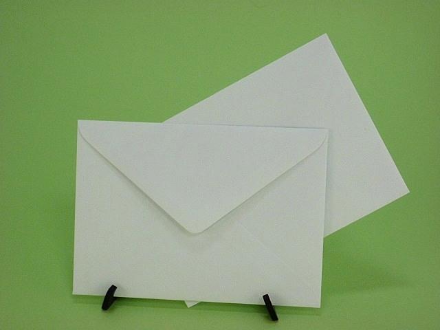 洋形2号封筒 白菊枠なし100枚