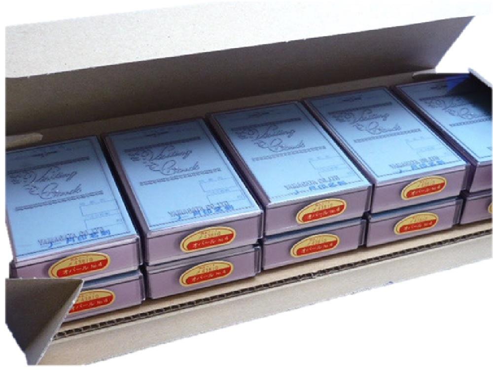 名刺 1丁判 オパール4号1 優先配送 新発売 バニラ色系 000枚