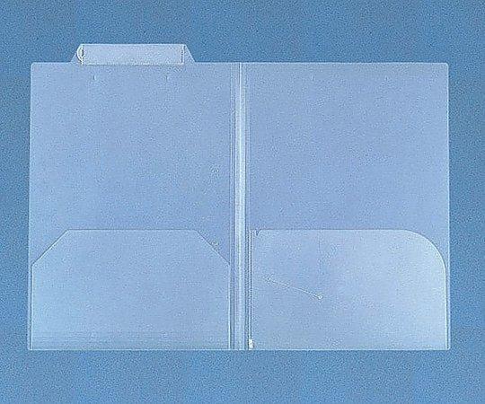 (50枚/袋×4袋入) ポケットセンター綴じ 1ケース (200入) カルテフォルダーCF-A4L-2C