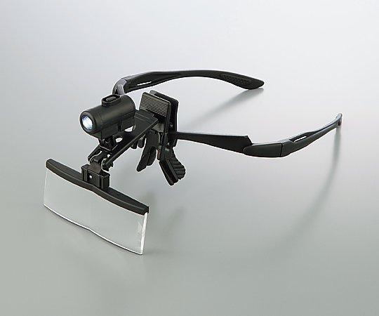 ★ポイント最大14倍★【全国配送可】-メガネ型LEDライト付ルーペ RX-4900LED 型番RX-4900LED  JAN4954390403353 asn8-5770-01 -【医療・看護用機器】