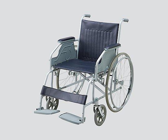 ★ポイント最大14倍★【全国配送可】-車椅子 (自走式/スチール製) ナビス 型番NWC-10S  JAN4560111763479 asn8-5952-01 -【医療・看護用機器】