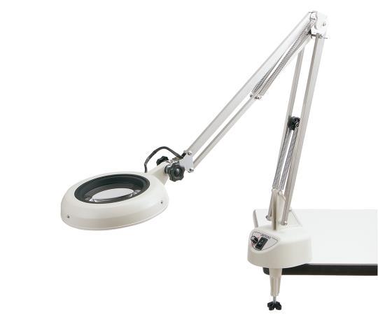 ★ポイント最大14倍★【全国配送可】-LED照明拡大鏡 ENVL-F型6倍 オーツカ光学 型番ENVL-F型6倍  JAN4571139919236 aso2-3095-13 -【研究用機器】